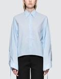 MM6 Maison Margiela Parachute Poplin Shirt Picture