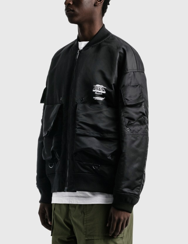 Undercover Noise Is Freedom Jacket Black Men