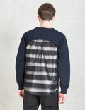 yoshio kubo Back Border Cardigan Picture