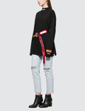 Heron Preston Bleach 5-pockets Denim Pants