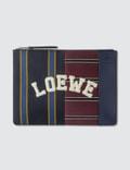 Loewe Varsity Medium Flat Pouch Picutre