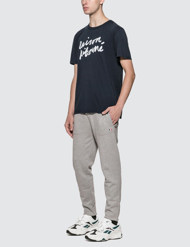 Maison Kitsune Handwriting T-shirt