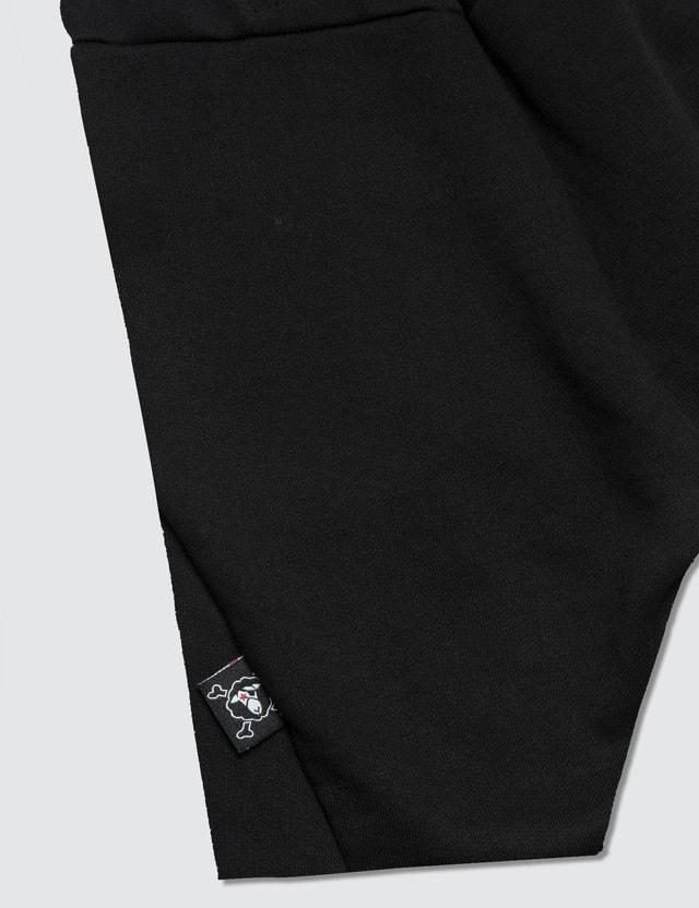 NUNUNU Rounded Shorts