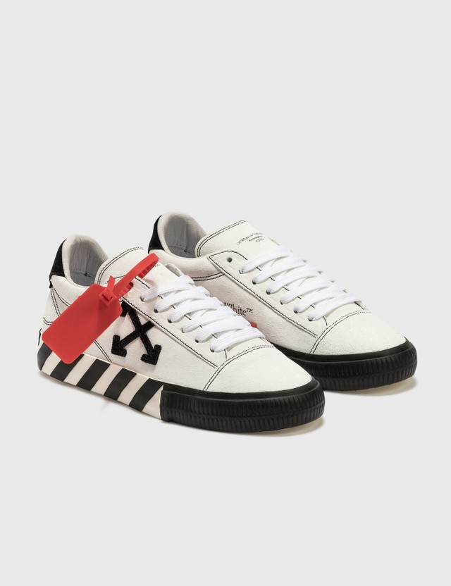 Off-White New Arrow Low Vulcanized Sneakers