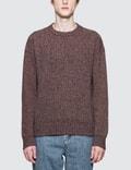 Loewe Crewneck Sweater Melange Picture
