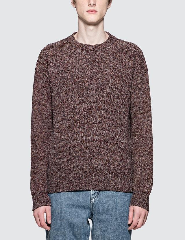 Loewe Crewneck Sweater Melange