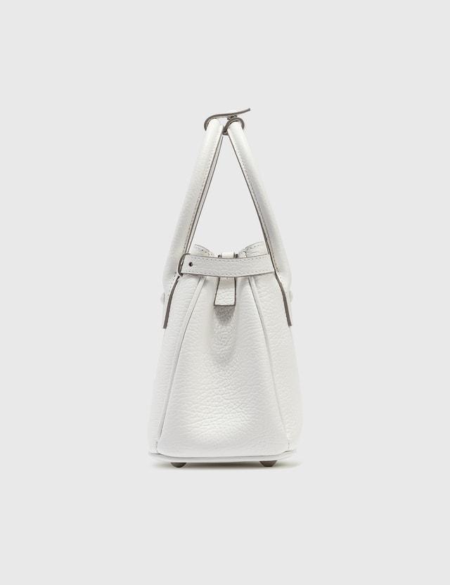 Maison Margiela Small Tote 5AC White / Bright Finishing Women