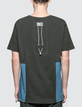 C2H4 Los Angeles Electric Circuit Corded Splicing S/S T-Shirt