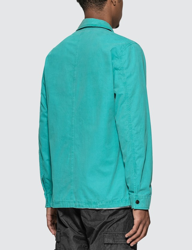 Stone Island Zip Overshirt