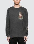 Stussy Inferno Pig. Dyed L/S T-Shirt Picture