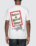 Have A Good Time Horfee Back Frame T-Shirt Picture