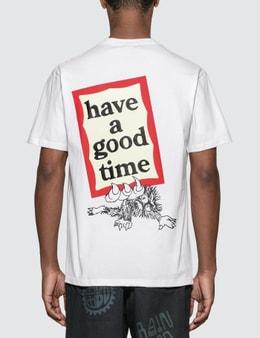 Have A Good Time Horfee Back Frame T-Shirt