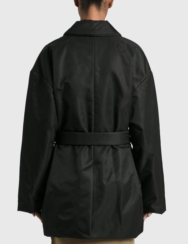 Nanushka Liban Padded Jacket Black Women