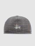Stussy Glen Plaid Cap Picture