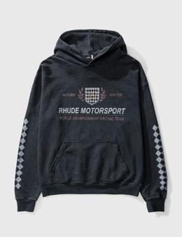 Rhude Motor Crest Hoodie