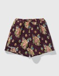Pleasures Dejavu Woven Floral Shorts 사진