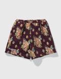 Pleasures Dejavu Woven Floral Shorts Picture