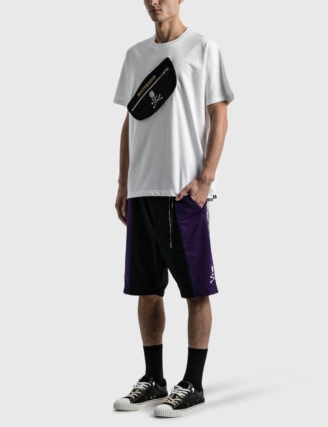 Mastermind World Bag Pocket T-shirt White Men