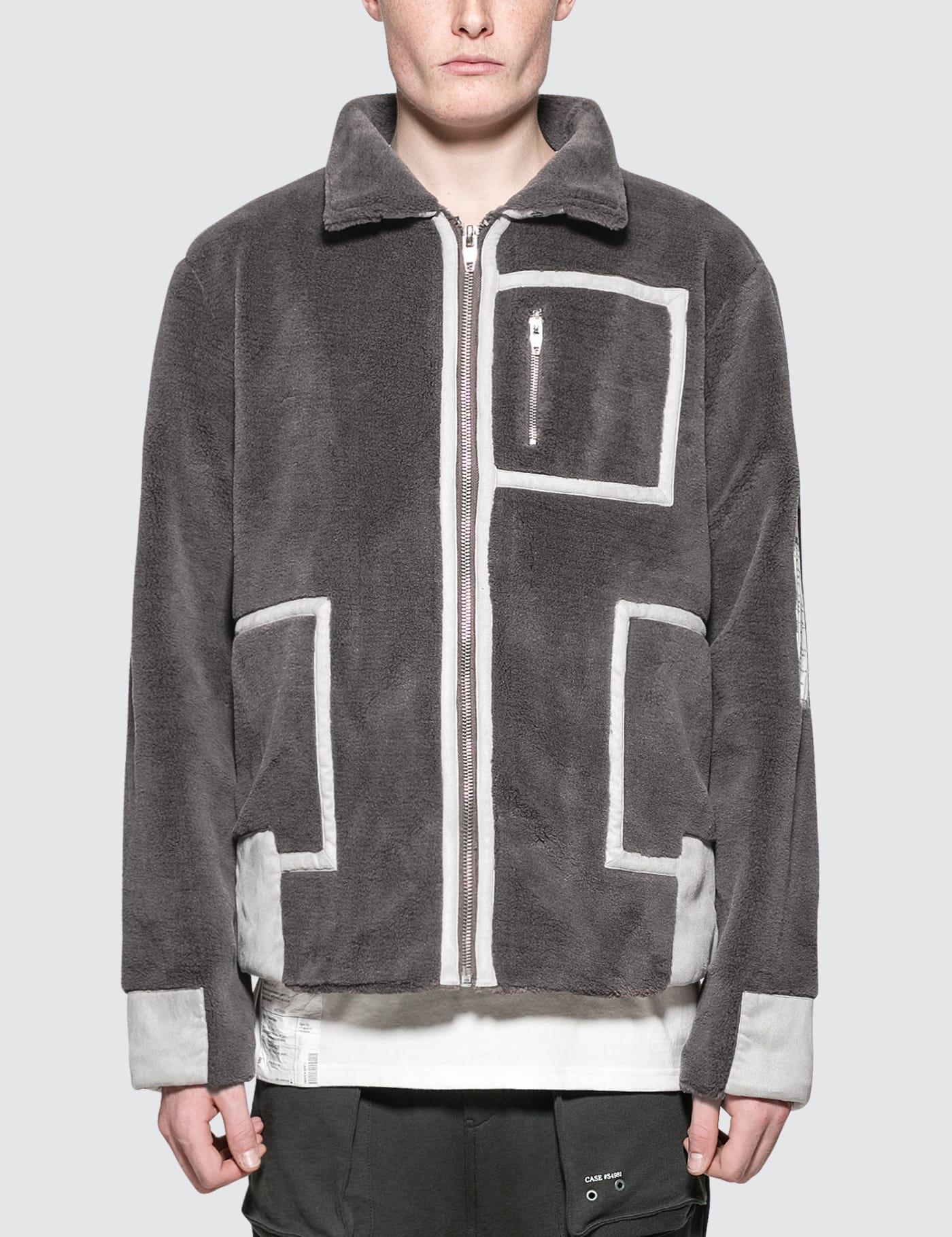 "C2H4 Los Angeles ""Workwear"" Fleece Jacket Picture"