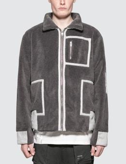 "C2H4 Los Angeles ""Workwear"" Fleece Jacket"