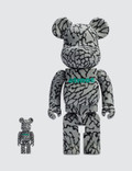Medicom Toy 400% Bearbrick atmos Picture
