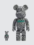 Medicom Toy 400% Bearbrick atmos