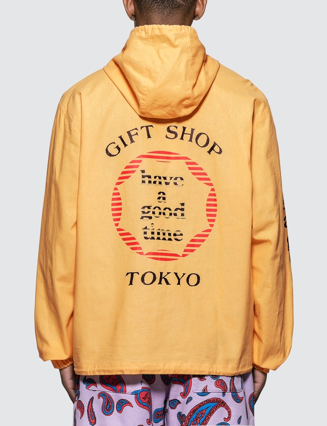 Have A Good Time Cruise Logo Zip-up Jacket