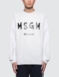 MSGM Basic Sweatshirt Picture