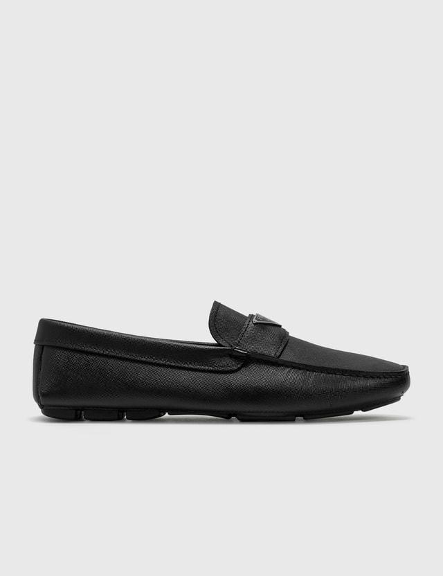 Prada Loafer Nero Men