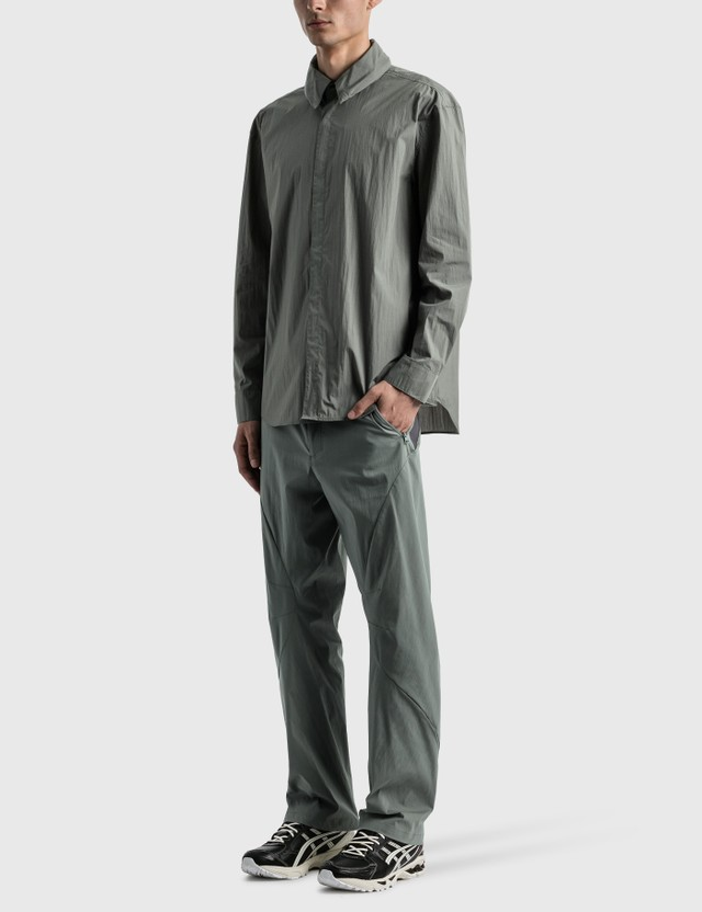 Post Archive Faction 4.0 Shirt Right Grey Men