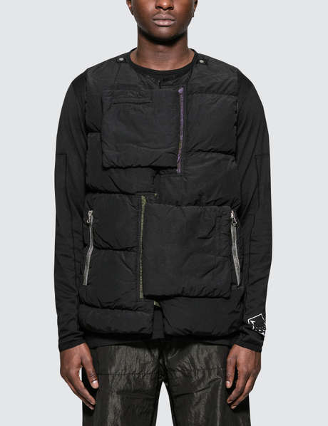 스톤 아일랜드 Stone Island Shadow Project Down Vest