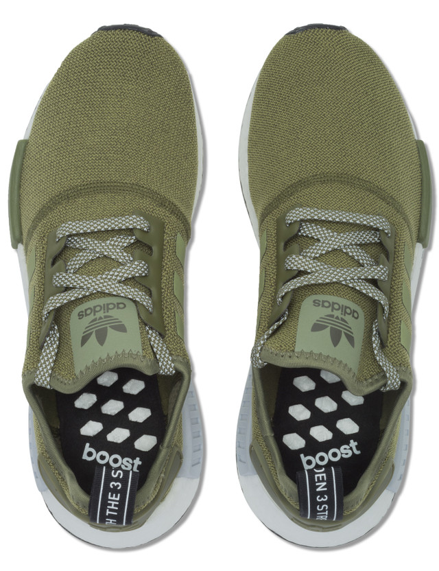9201e927b Adidas - NMD R1  Olive Europe Exclusive