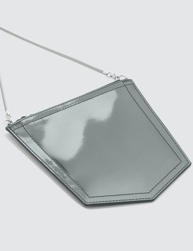 MM6 Maison Margiela Pocket Chain Cross Body Bag