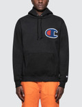 Champion Japan Patched C Logo Hoodie Picture