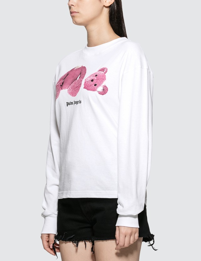 Palm Angels Kill The Bear Long Sleeve T-shirt