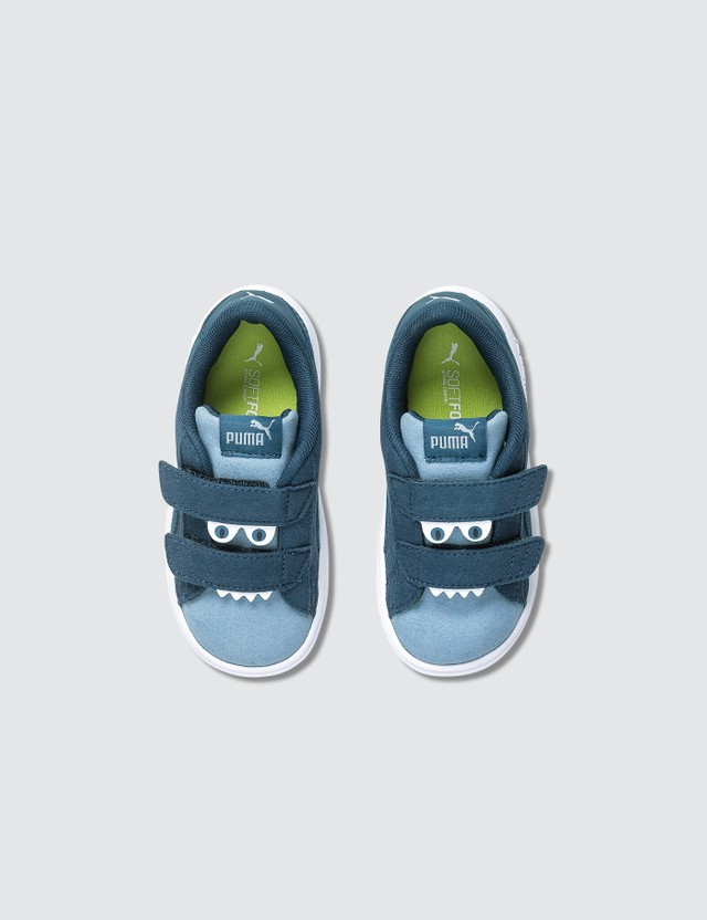 Puma Infants Smash V2 Monster V (Infants)