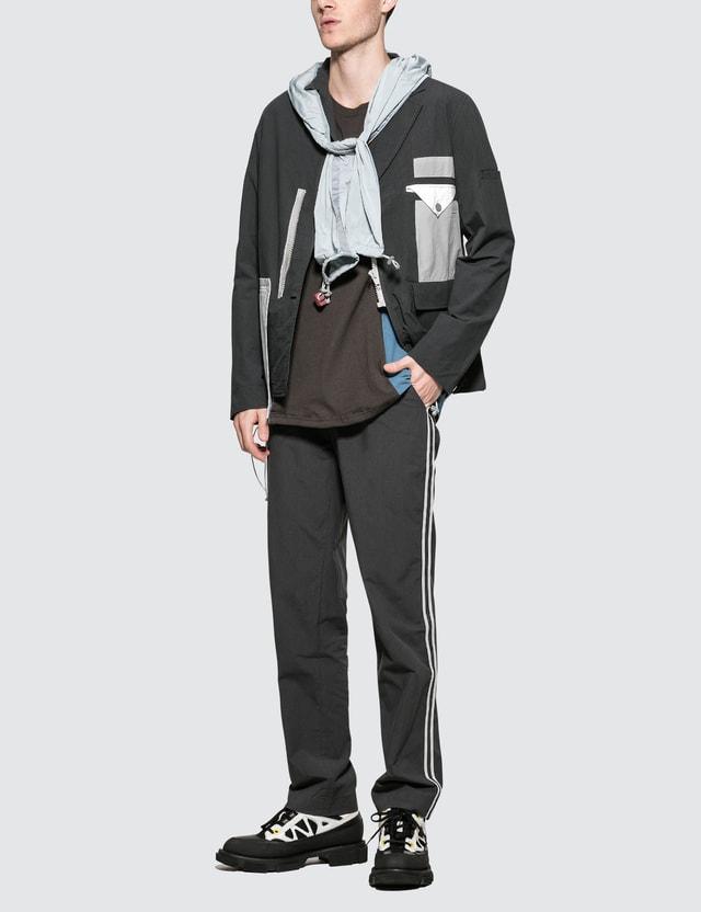C2H4 Los Angeles Inside Out Pockets Tailor Jacket