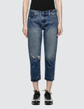 Polo Ralph Lauren Waverly Crop Jeans Picture