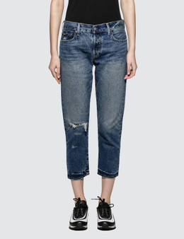Polo Ralph Lauren Waverly Crop Jeans