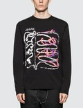 Napapijri x Martine Rose Abstract Drawing L/S T-Shirt Picture