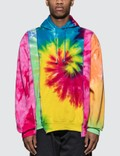 Needles 5 Cuts Tie Dye Hoodie Picture