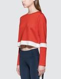 Calvin Klein Performance Clrblk Btm Pullover
