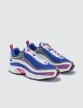 Reebok Daytona DMX MU Gradation-crusher Cobalt/yellow/white/grey/black Men