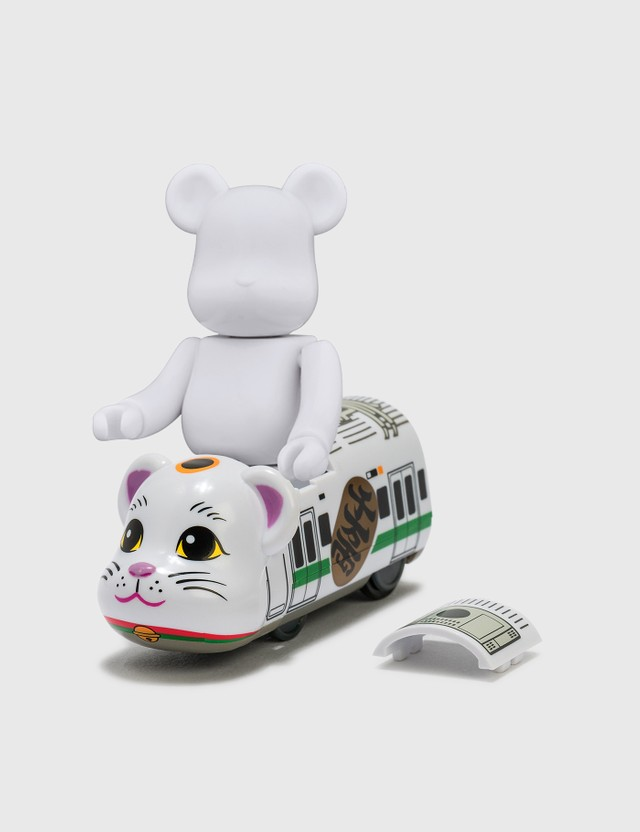 Medicom Toy Be@rbrick Train Daruma & Manekineko Set
