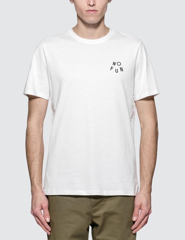 A.P.C. No Fun S/S T-Shirt