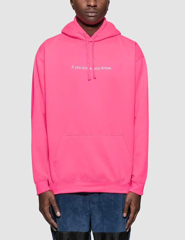 Fuck Art, Make Tees If You Know, You Know Hoodie