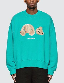 Palm Angels Bear Sweatshirt