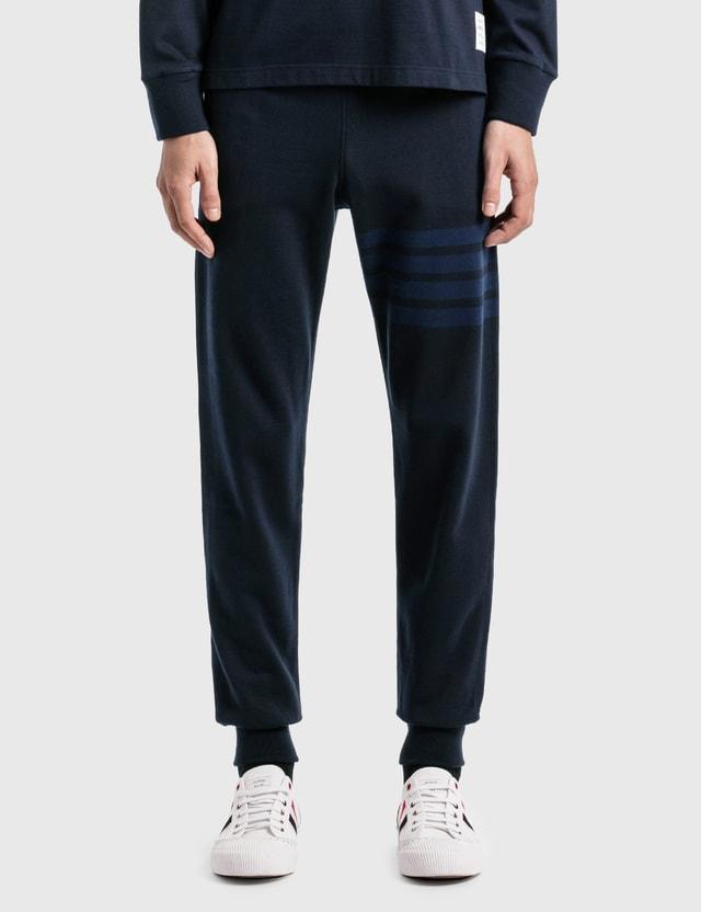 Thom Browne 4 Bar Sweatpants
