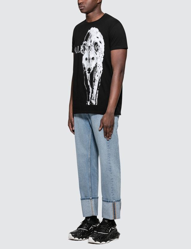 Valentino Hyena Slim Fit S/S T-Shirt