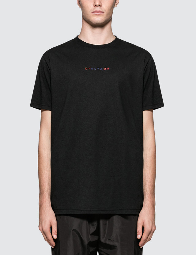 1017 ALYX 9SM Collage S/S T-Shirt